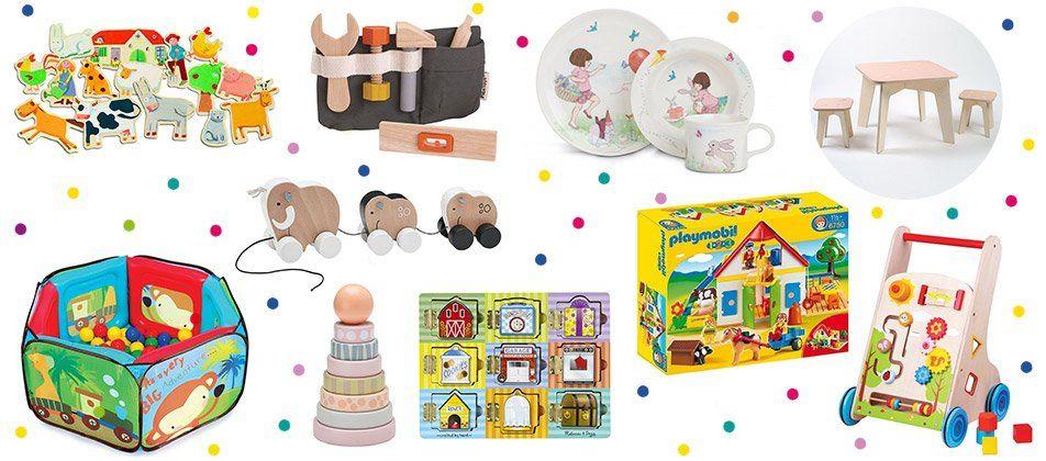 מודרניסטית מתנות ליום הולדת: מה קונים לגיל שנה - 9Instyle WD-45